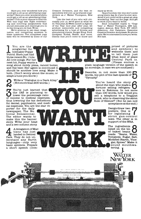 Write_If_You_Want_Work